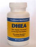 "DHEA - ""Master Hormone"" and Adrenal Gland Normalizer for People over 40"
