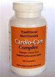 CARDIO-CARE COMPLEX (Orachel) with Vitamin C, Vitamin E, Niacin, Vitamin B-6, Folic Acid, Vitamin B-12, Nattokinase, Calcium, Magnesium, Potassium, Cysteine, L-Carnitine, Co-Q10, Ginkgo Biloba and the remarkable chelating agent, EDTA.