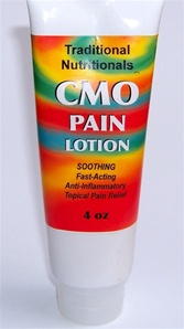 CMO PAIN LOTION 4 oz