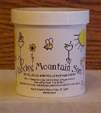 ROCKY MOUNTAINT SUN - Raw Honey, Royal Jelly & Bee Pollen - 23oz