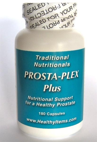 Prostaplex Ingredients In Diet
