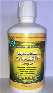 Liposomal CAN-HELP 32 oz